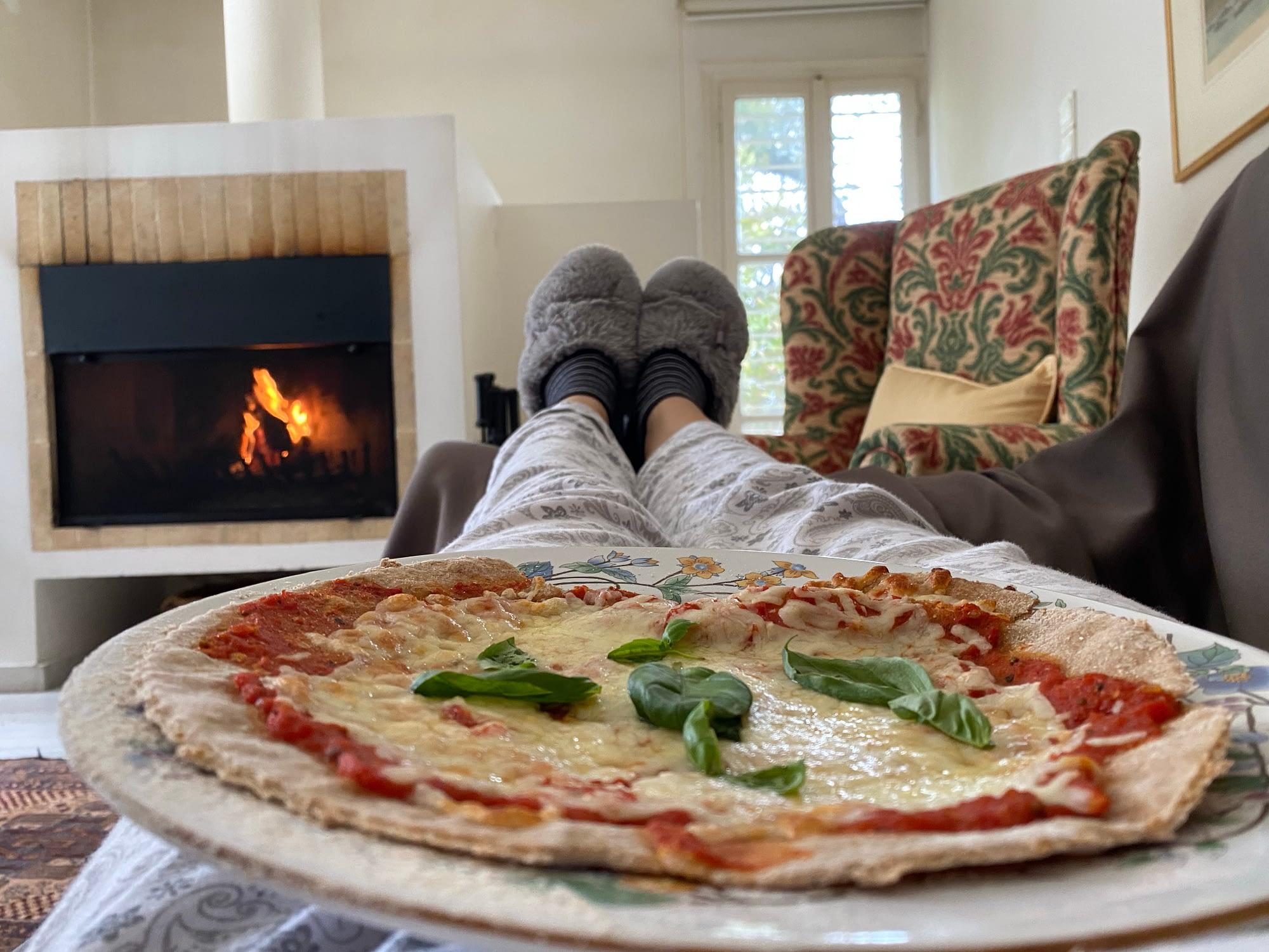 Pizza Margherita Light