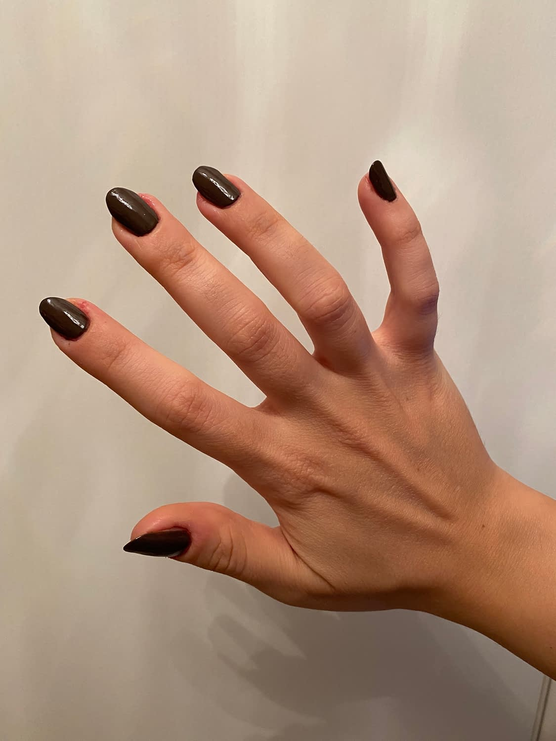 The unexpected nail color
