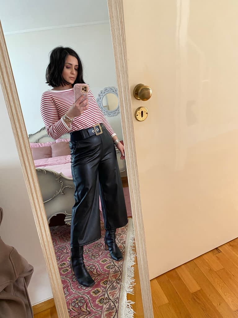 All in one outfit