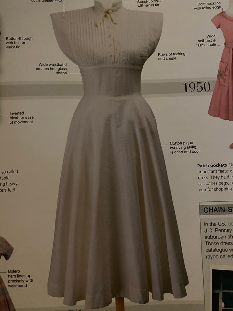Fashion at '50's decade!